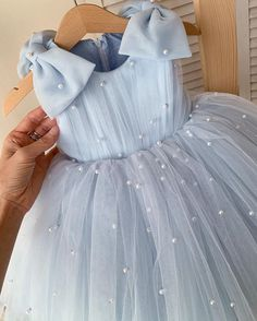 Baby Tutu Dresses, Toddler Flower Girl Dresses, Princess Flower Girl Dresses, Princess Dress Kids, Dresses Kids Girl, Tulle Dress, Baby Girl Party Dresses, Baby Girl Frocks, Frocks For Girls