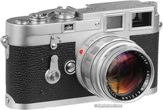 My first camera, the Leica M3, purchased ~1972. With what appears to be a 50mm Summicron, just like I had. My dad had a couple of M3s.