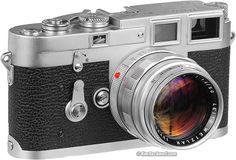 Leica M3.  Undeniably Leica's best camera.