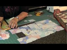 ▶ Make a Bowtie Quilt Block - Easy Quilting Tutorials - YouTube