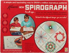 One of my ABSOLUTELY FAVORITE creative activities from childhood & early teen years.  Wish I still had one...