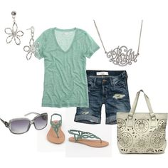 my kind of summer outfit!