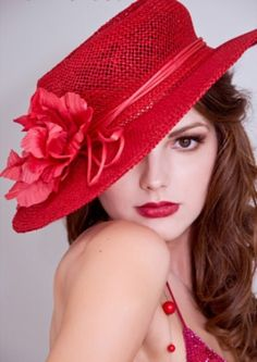 <3 Repin by Red Hat Ladies