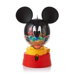 2013 Disney - Mickey's Gumball Machine Hallmark Ornament | The Ornament Shop