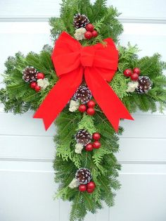 christmas cemetery decorations - Google Search