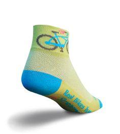 Sock Guy Streamers! love the Bikes on them $9.95