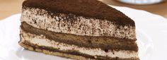 Recette Tiramisù à la crème de noisettes et encore plus de recettes sur www.ilgustoitaliano.fr