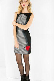Dresses Desigual Pinafore dress Berenice