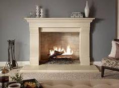 I like the brickwork inside the fireplace too
