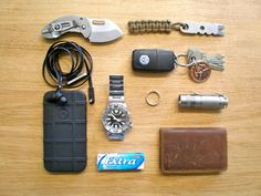 Every Day Carry  What do you carry in your pocket?