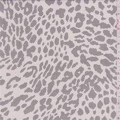 Discount by the yard. Chiffon Fabric, Silk Chiffon, Silk Fabric, Pink Leopard Print, Whisper, Animal Print Rug, Slate, Flow, Yard