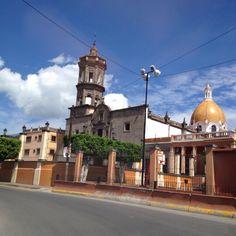 Iglesia en Magdalena, Jalisco