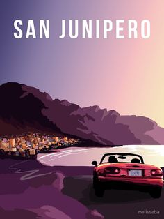 San Junipero by melissaba