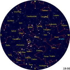 Foto        Hay determinados periodos del año en que se pueden observar las conocidas como lluvia de estrellas: observando el cielo s...