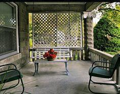 patio outdoor space