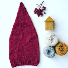 Minimalisme-hack og DIY dig til en rolig december – Project Handmade Christmas 2019, Xmas, Knitting For Kids, Chrochet, Knitted Hats, December, Winter Hats, Hacks, Projects