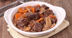 Recette de Boeuf bourguigon express . Facile et rapide à réaliser, goûteuse et diététique. Ingrédients, préparation et recettes associées.