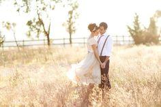 field weddings <3