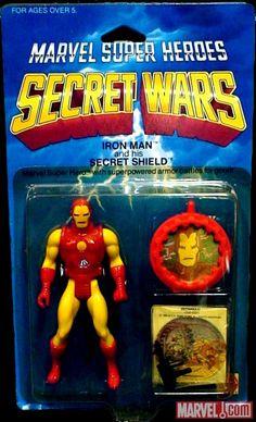 Iron Man 10 Years Later: Ole Shellhead's Top 10 Action Figures! Retro Toys, Vintage Toys, 1980s Toys, Gi Joe, Childhood Toys, Childhood Memories, Marvel Secret Wars, Iron Man Action Figures, Old School Toys
