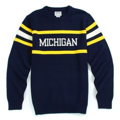 Michigan Stadium Sweater