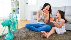 Vous en avez assez de la chaleur écrasante? Découvrez comment rafraîchir sa maison, un appartement ou une chambre pendant la canicule avec nos trucs faciles!