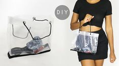 Tie Dye Shoes, How To Dye Shoes, Dress Tutorials, Sewing Tutorials, Sewing Projects, Diy Projects, Shirt Transformation, Clear Tote Bags, Denim Shorts Style
