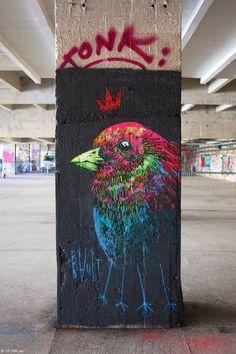 FIAC 2014 et Street Art – Les créations à découvrir à la Cité de la Mode et du Design