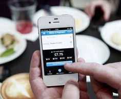 The Barclays Pingit mobile app