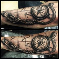 Into the idea of the compass and the detail of it not so much the rest though not the place