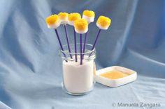 Pixie Dust Marshmallow Pops @Manuela Bernardi Bernardi Zangara