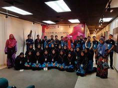 Lawatan dari Sekolah Menengah Islam Al Amin Bestari D'Merlimau, Melaka | Photos