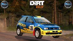 Dirt Rally Replay # Seat Ibiza Kitcar @ Kotajärvi