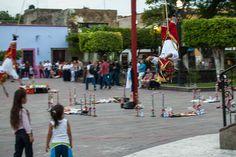 Volador de Papantla en Tlaquepaque by Raul Macias on 500px
