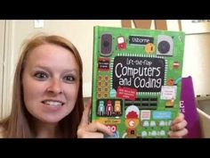 Usborne Computers and Coding Lift the Flap - YouTube @UsborneBookBattalion on Facebook, YouTube, and Instragram! www.UsborneBookBattalion.com