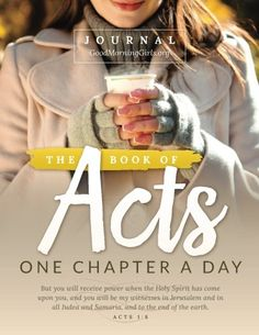 The Book of Acts Journal: One Chapter a Day by Courtney Joseph http://www.amazon.com/dp/069250169X/ref=cm_sw_r_pi_dp_kyD8vb0ZZN5XK