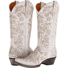 Country Chic Tennessee Wedding | White cowboy boots, Exposure ...