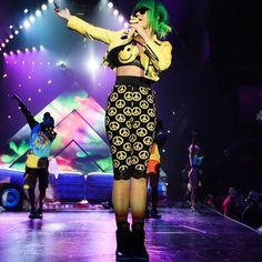 Katy Perry in Moschino by Jeremy Scott