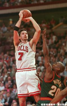 Toni Kukoc, the Croatian Sensation