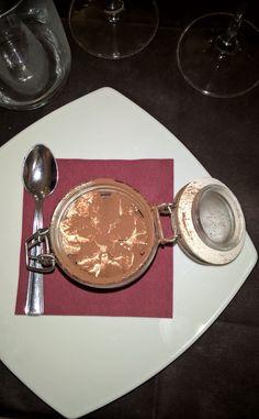 Mousse al Cioccolato <3  #Toscana #Tuscany #Restaurant #Food #Dessert