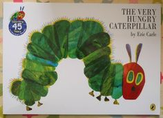 Celebrating 45 years of The Hungry Caterpillar #review
