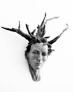 Sculpture by the extraordinary Conrad Pienaar. #southafricansculptor