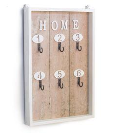 Κλειδοθήκη Home Bathroom Hooks, Belly Button Rings, Clock, Wall, Home Decor, Watch, Decoration Home, Room Decor, Clocks
