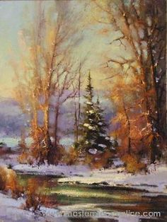 Kirk Randle - Weber River - Masterpiece Online