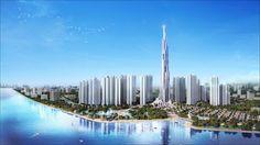 Cửa kính thủy lực Hà Nội: Các tòa nhà kính cao nhất hiện nay