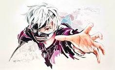 sketch anime watercolor - Tìm với Google