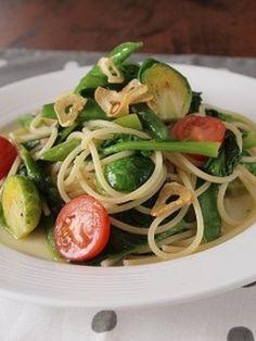春野菜のパスタ by still / レシピサイト「Nadia   ナディア」プロの料理を無料で検索