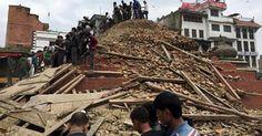 osCurve News: Devastating 7.9-magnitude quake strikes Nepal, Ind...