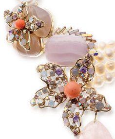 1000 images about philippe ferrandis paris on pinterest for Jardin francais jewelry