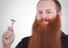 How to grow a healthy beard