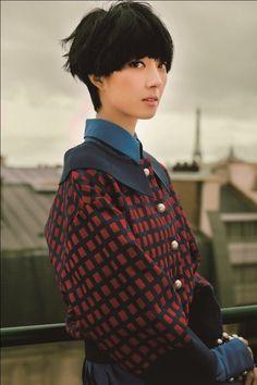 Taiwanese actress 桂綸鎂